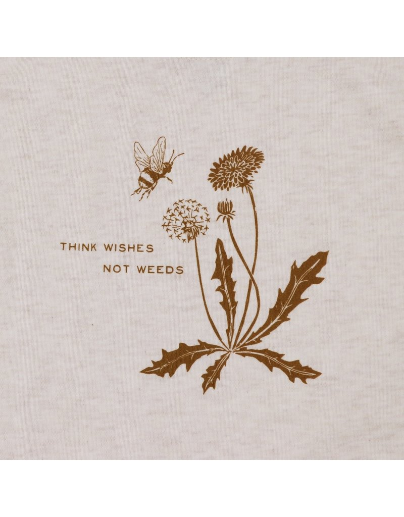 Wishes Not Weeds T Shirt 3T