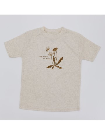 Wishes Not Weeds T Shirt 5T