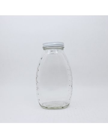 bailey bee supply 1 lb. Classic Queenline Glass, Case of 12
