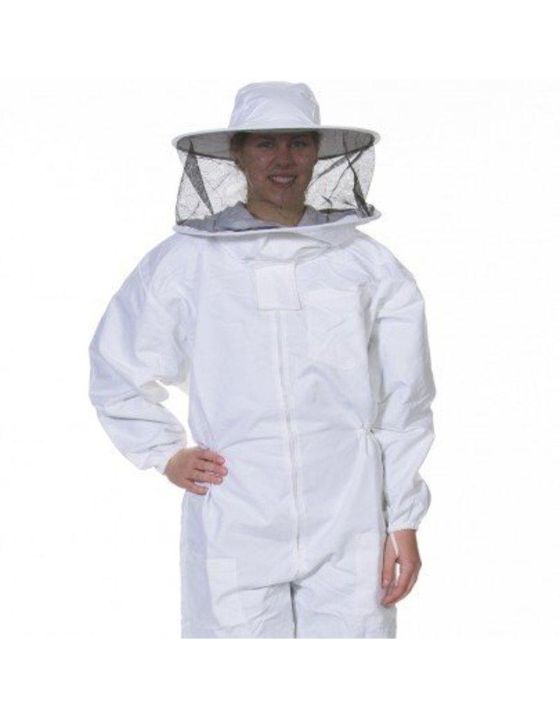 Full Suit w/ Round Veil