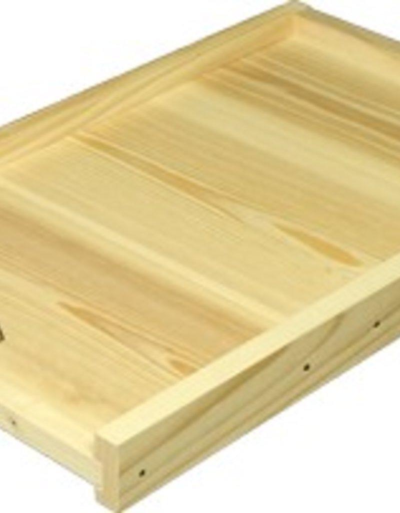 10-Frame Solid Bottom Board