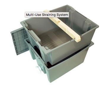 Multi-Use Straining Sytem