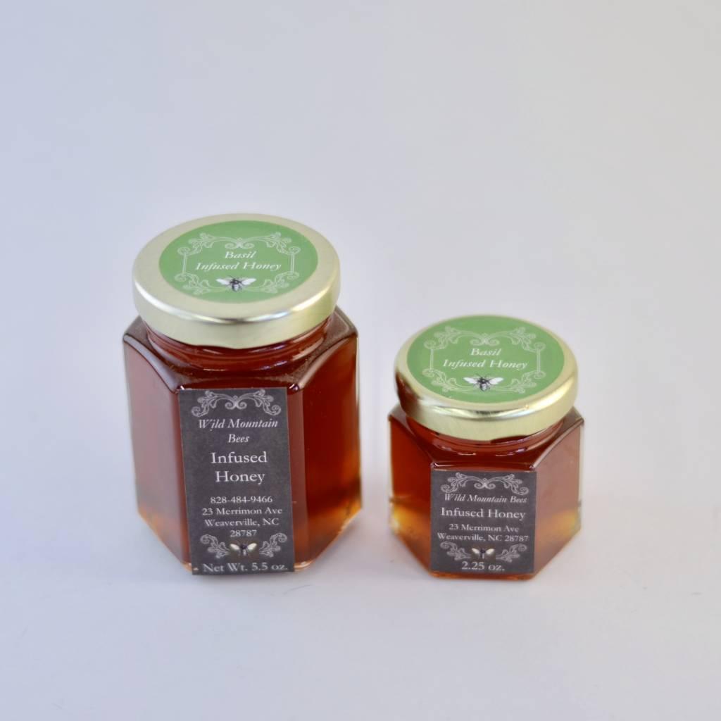Honey & the Hive Basil Infused Honey