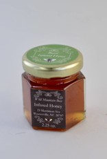 Honey & the Hive Basil Infused Honey