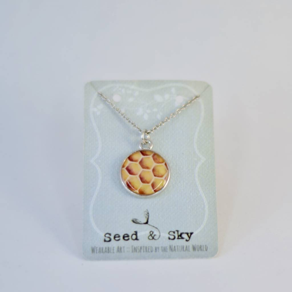 Seed & Sky Honeycomb Collection