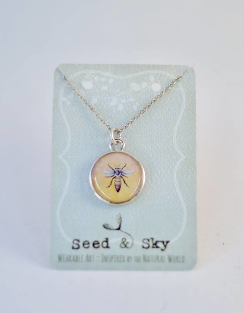 Seed & Sky Yellow Bee Collection
