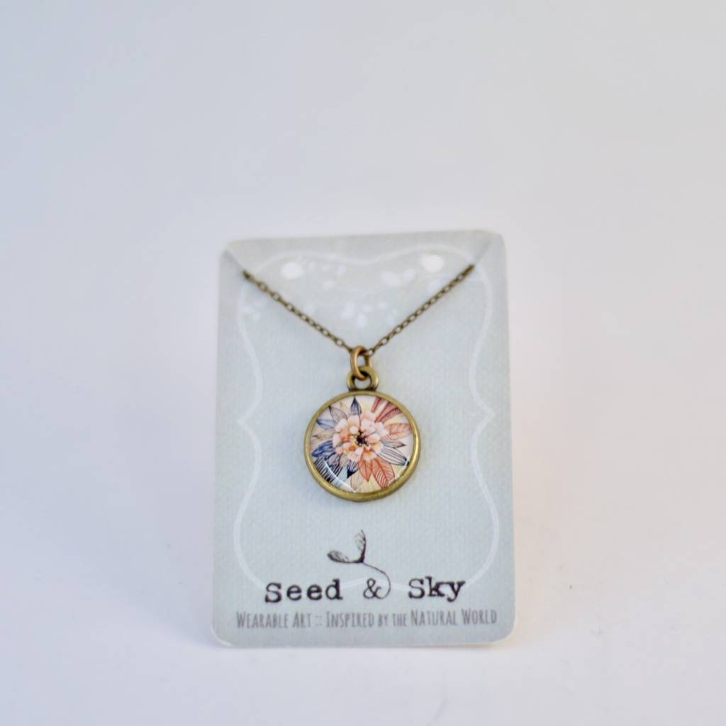Seed & Sky Zinnia Collection