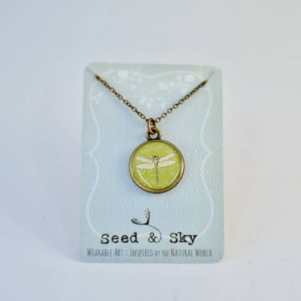 Seed & Sky Dragonfly Collection