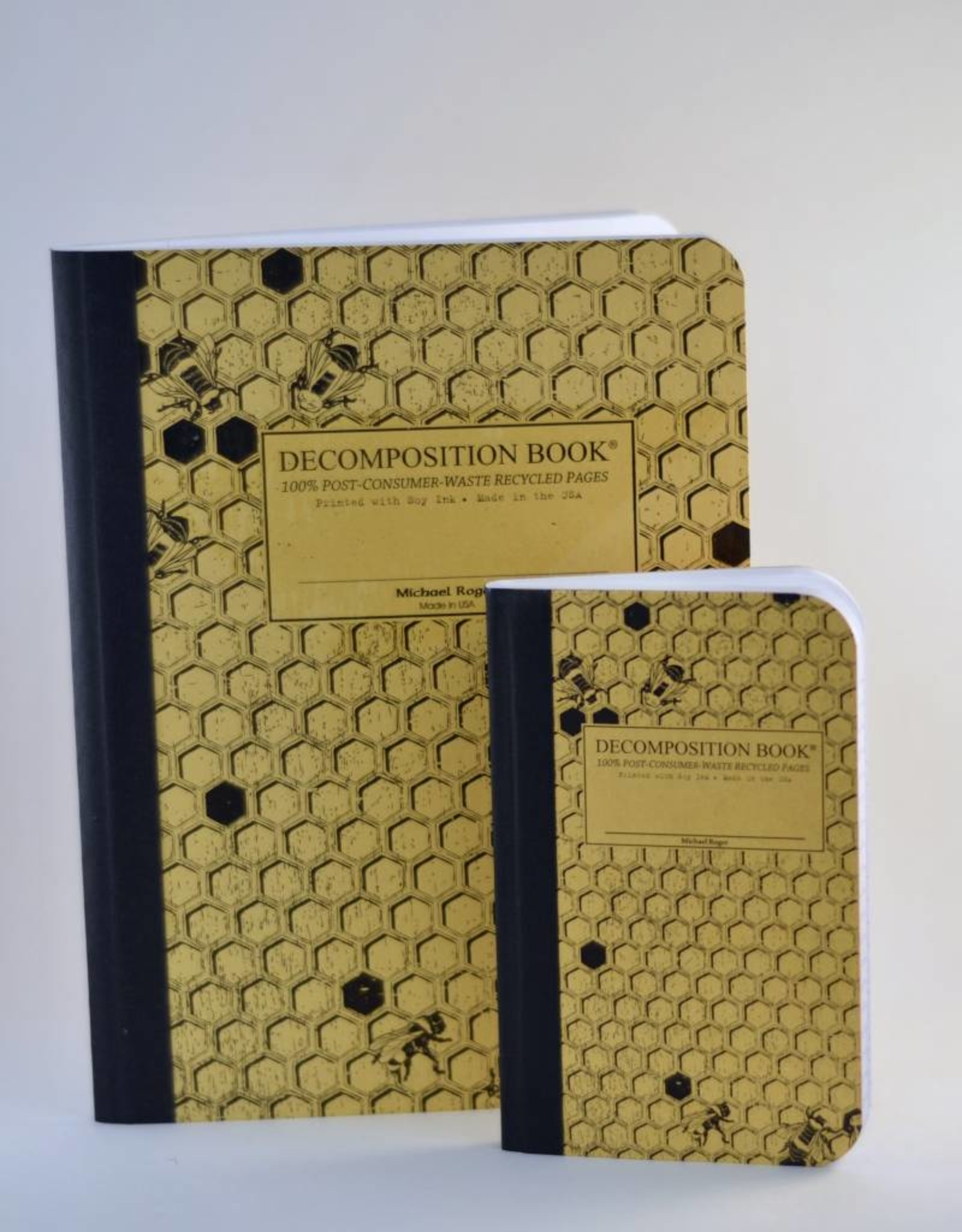 Honeycomb Decomposition Notebook Large