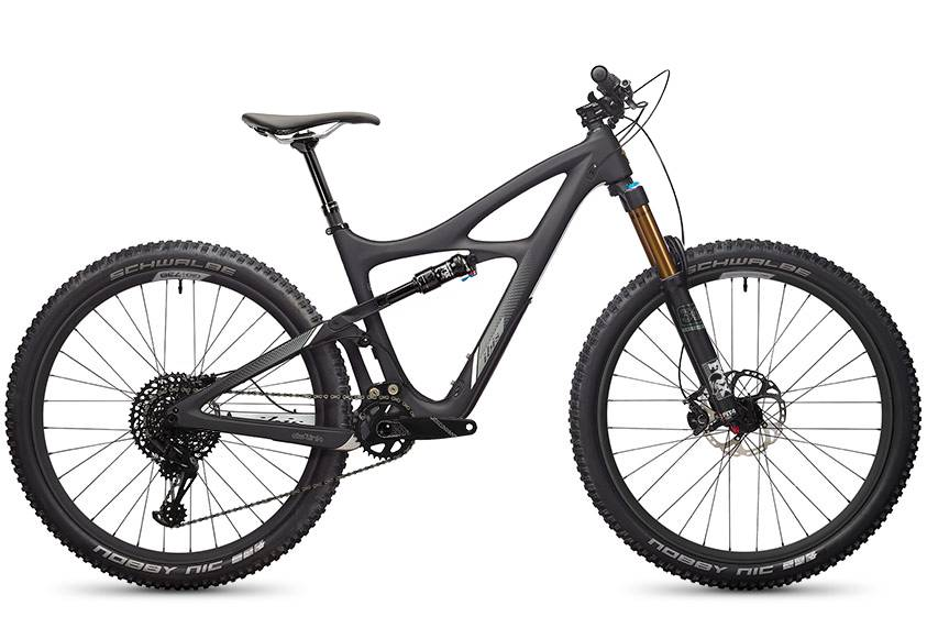 Ibis Cycles Ibis Mojo 3 Black Medium GX Fox Performance 738