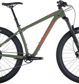 Salsa Salsa Timberjack SLX 27.5+ Bike XL Dark Green