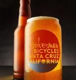 Spokesman Bicycles Spokesman Chasing Sunset Pint Can Glass