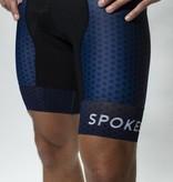 Spokesman Bicycles Spokesman Dot Fade Team Bibshorts