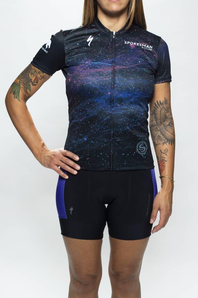 Spokesman Bicycles Spokesman Galaxy Dust Road Jersey Women's