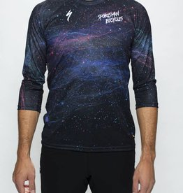 Spokesman Bicycles Spokesman Galaxy Dust Mountain Jersey 3/4 Men's