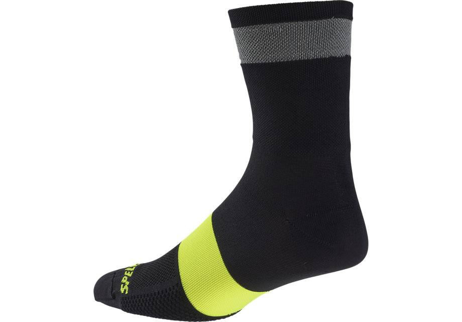 Specialized Specialized Reflect Tall Socks 2018