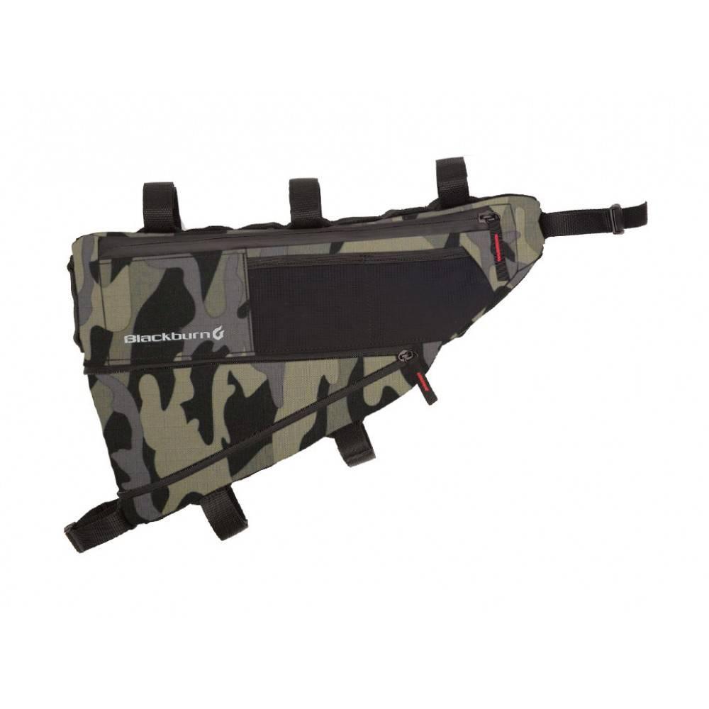 Blackburn Blackburn Outpost Frame Bag Medium Camo