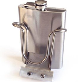 King Mud Flask w/ Cage