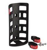Salsa Cycles Salsa Anything Cage HD with Salsa Straps Black