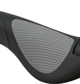 Ergon Ergon GP2-S Grips Small Black/Gray