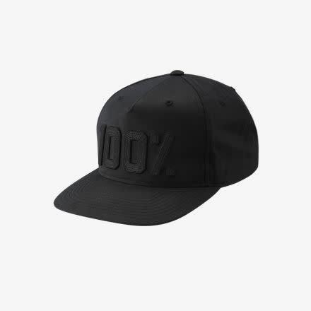 100% 100% FRONTIER Snapback Hat