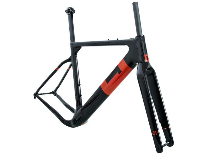 3T 3T Exploro FM Team Frameset Large