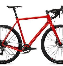Ibis Cycles Ibis Hakka MX Fireball Red 58 Rival Grail