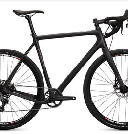 Ibis Cycles Ibis Hakka MX Coal Black Rival 61 D30 wheels