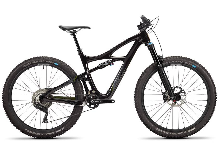 Ibis Cycles Ibis Mojo 3 Performance Small Black
