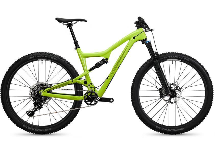 Ibis Cycles Ibis Ripley Small Sram GX-1 Carbon Bar 938