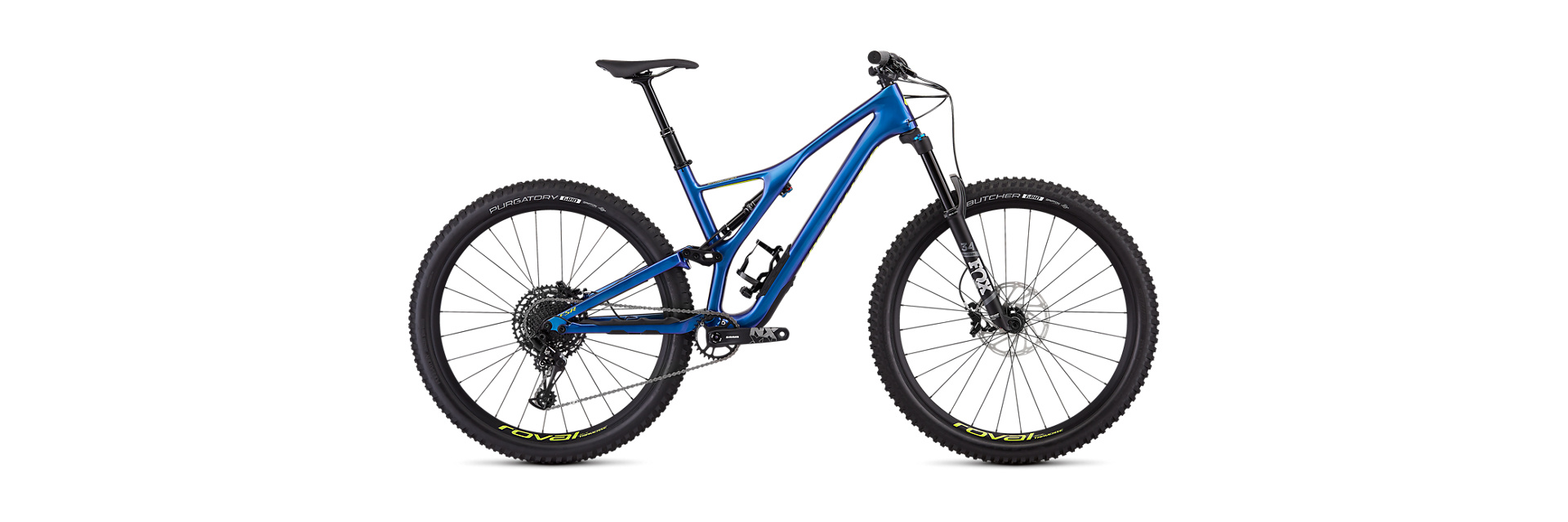 Specialized Specialized Stumpjumper Comp Carbon 27.5 2019