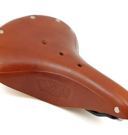 Brooks Brooks B17 Standard Honey Top Black Rails
