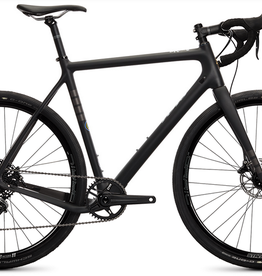 Ibis Cycles Ibis Hakka MX Coal Black 49 Rival Grail 700c