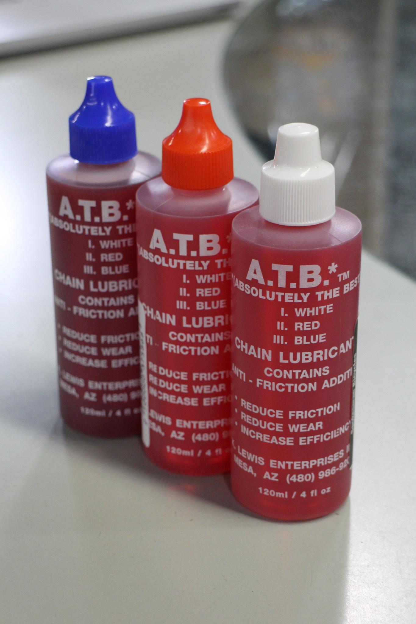 ATB Chain Lube 4oz