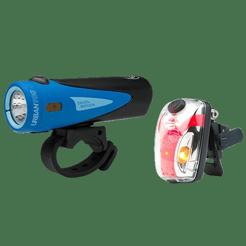 Light & Motion Light & Motion Combo Urban 900 +Vis Micro II