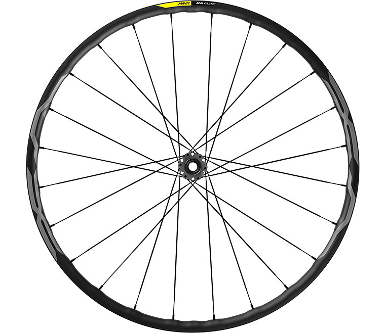 Mavic Mavic XA Elite Front Wheel 29'' / 622 24H 15mm TA 110mm Boost 6B