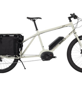 "Surly Surly Big Easy Cargo Bike 26"" Tan Cargo Shorts Medium"