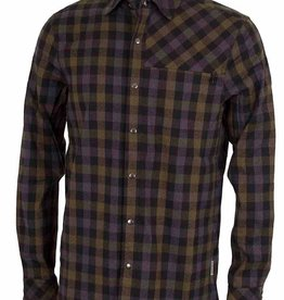 Club Ride Club Ride Shaka Men's Long Sleeve Flannel Top