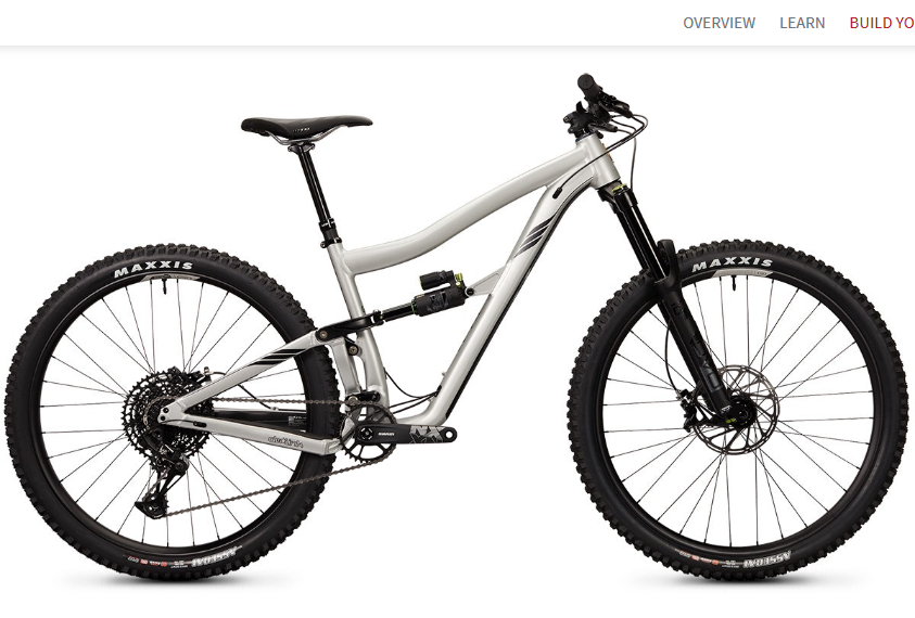 "Ibis Cycles Ibis Ripmo AF NX Complete XL 21"""