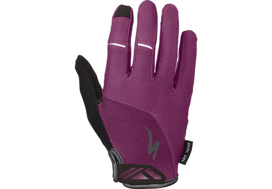 Specialized Specialized BG Dual-Gel Long Finger Gloves Women's