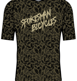 Spokesman Bicycles Spokesman Olive Redwoods Mountain Jersey Men's
