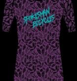 Spokesman Bicycles Spokesman Purple Redwoods Mountain Jersey Women's