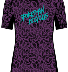 Spokesman Bicycles Spokesman Purple Redwoods Mountain Jersey Women's