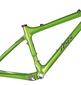 "Ibis Cycles Ibis Tranny 26"" Carbon Frame Green Medium"