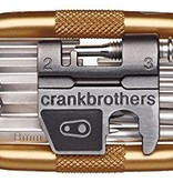 Crank Brothers Crank Brothers Multi-19 Tool Gold