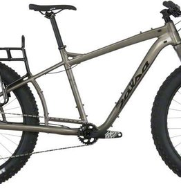 Salsa Cycles Salsa Blackborow GX Eagle Bike Large Gunmetal