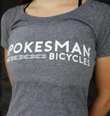 Spokesman Bicycles Spokesman Cali Bear Shirt Women's