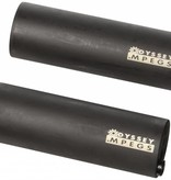 "Odyssey Odyssey MPEG 14mm Black Pegs With 3/8"" Adaptor-Pair"