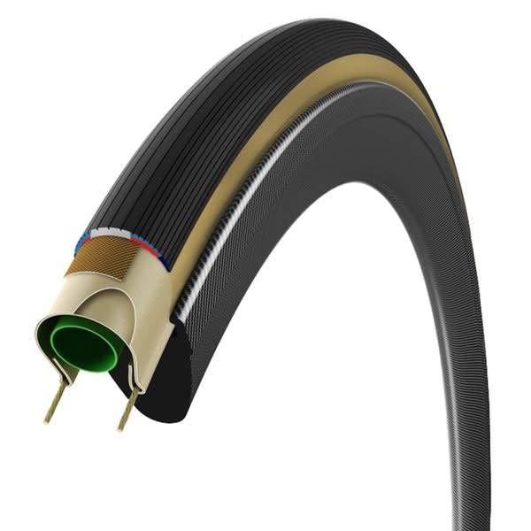 Vittoria Vittoria Corsa G+ 700 x 28 Folding Tire Natural/Black