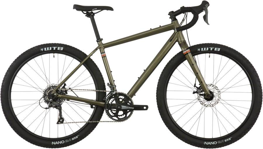 Salsa Cycles Journeyman Claris 650
